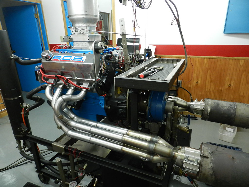 Rcs engine dyno testing tuning for Dynamometer for motor testing